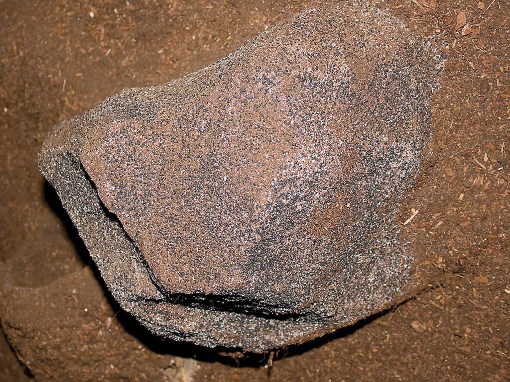 Granitfels-Jungle-Fels (Detail)