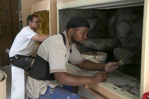 Unser Auftrag für den Zoo Landau läuft auf Hochtouren
