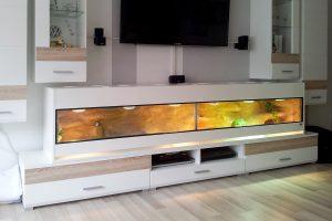 Terrarien für Landschildkröten Länge 260 cm